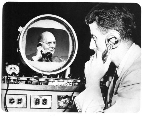 История возникновения видеотелефона